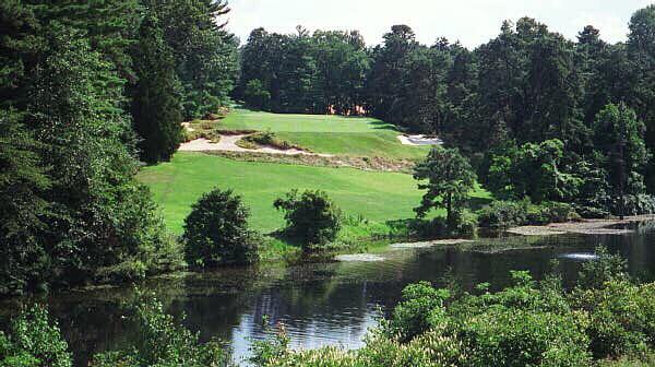 Pine Valley Golf Club   Golf Club Atlas