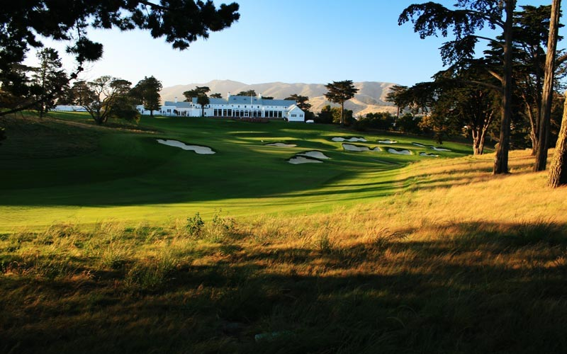 California Golf Club, The California Club, Kyle Phillips