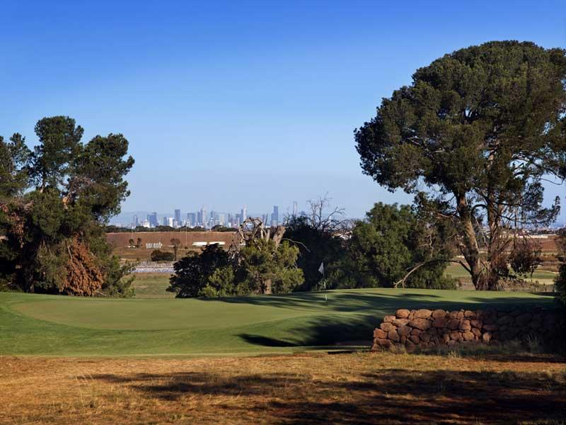 Sunshine Golf Club.
