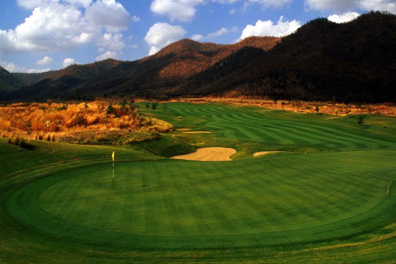 Dragon Hills Country Club.