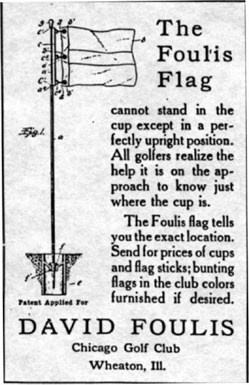 The Foulis flag