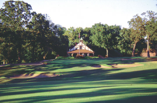 The finishing hole