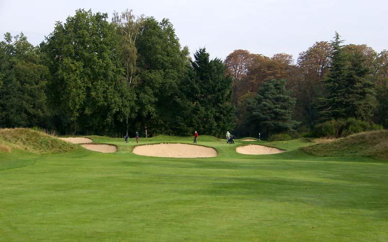 Saint-Germain, Harry Colt, Golf in Paris, Stuart Hallet