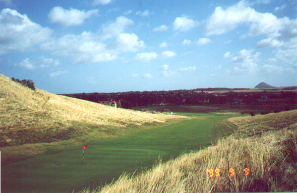The difficult secondGullane No. 1.