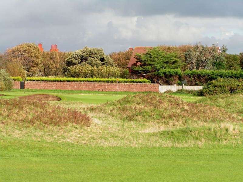 Royal Liverpool Golf Club, Hoylake, Harry Colt, Dowie, Fred Hawtree, Donald Steel