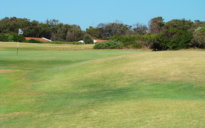 Humewood Golf Club, Golf in South Africa, Major S. V. Hotchkin