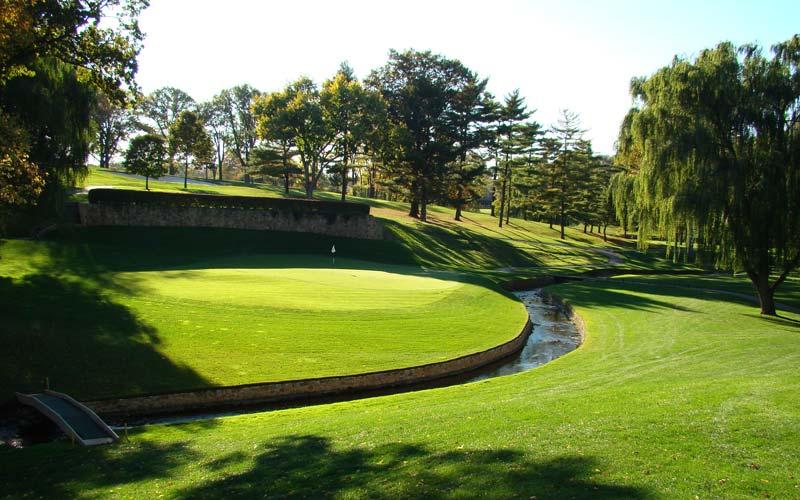 Lancaster, Golf in Lancaster, William Flynn, Ron Forse
