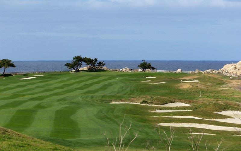 Monterey Peninsula, Dunes Course at Monterey  Peninsula, Seth Raynor, Rees Jones