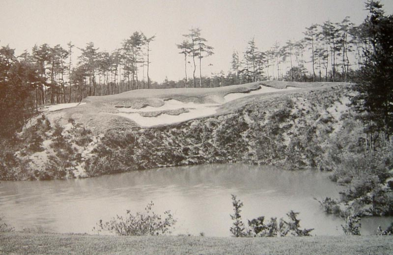 The rugged and heroic fifth at Hirono. (Photo by Seiichiro Takahata 1932)