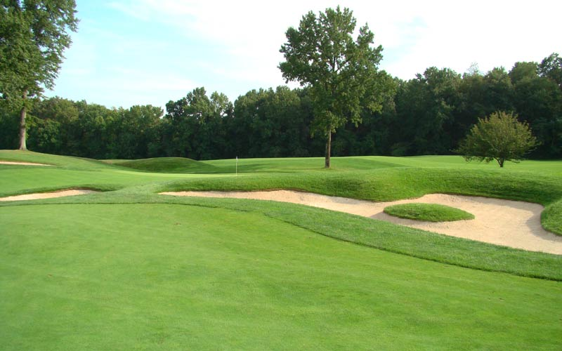 Plainfield, Donald Ross, Gil Hanse