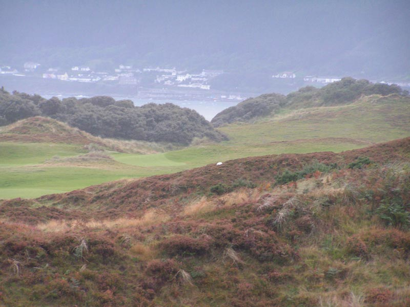 Royal County Down, Harry Colt, Golf in Northern Ireland, County Down