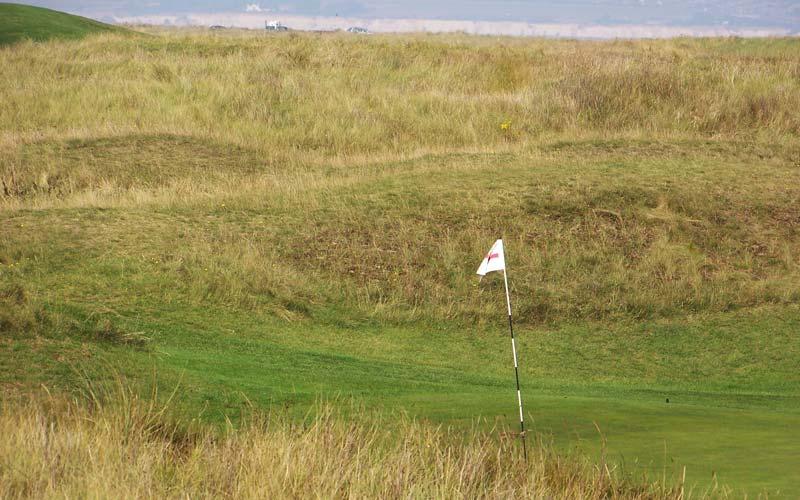 Royal St. George's Golf Club, Laidlaw Purves, Golf in Kent, Frank Pennink