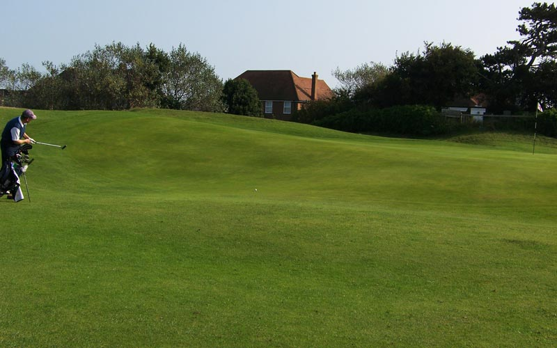 Royal St. George's Golf Club, Laidlaw Purves, Golf in Kent, Frank Pennink
