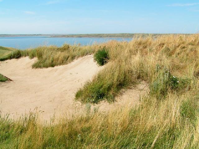 Sutton Bay,  Graham Marsh, Mark Amundson, Golf in South Dakota