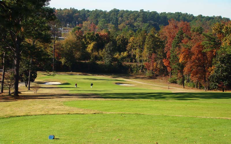 Southern Pines, Elks Course in Southern Pines, Donald Ross