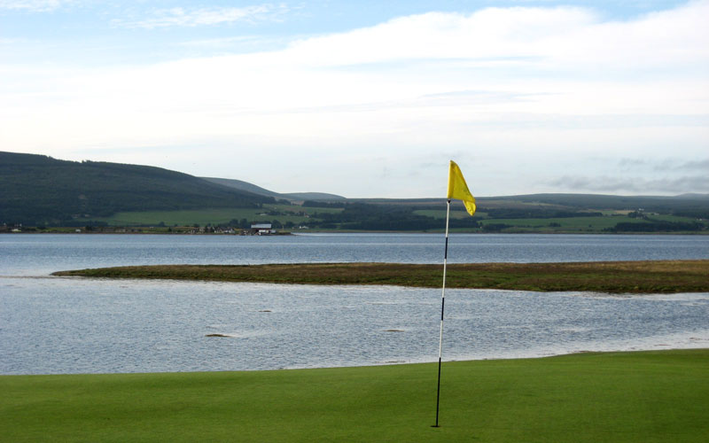 Skibo golf course, Donald Steel, Tom Mackenzie, Mackenzie & Ebert