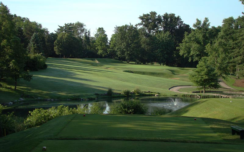 St. Louis, Golf in Saint Louis, Charles Blair  Macdonald, Brian Silva