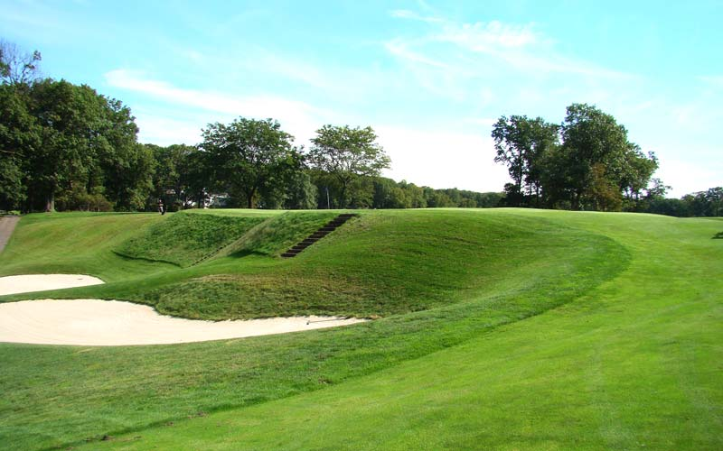 Yale University golf course, Seth Raynor, Golf Course at Yale