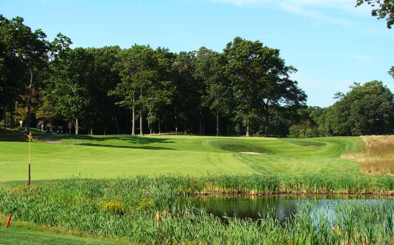 Yale University golf course, Seth Raynor, Golf Course at Yale