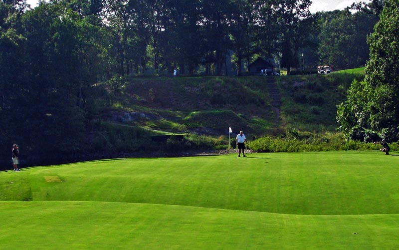 The boldness of Raynors features at Yale, including the famous swale in its ninth green, continues to astound.