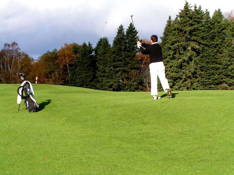 Cape Breton Highlands, Golf on Cape Breton, Stanley Thompson