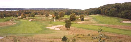 The first at Crystal Downs is a fine example of MacKenzies appreciation of borderline par holes