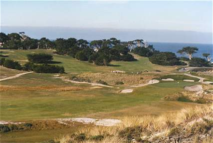 Short on length, long on charm, rolling doglegs, cozy green sites, on the Ocean - Cypress Point has it all.