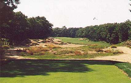 The sixth at East Hampton.