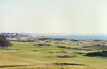 Old Tom Morris and James Braid both did excellent work at Lundin Links.