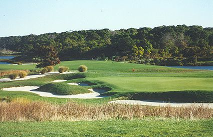 A great start for golf in the United States - National Golf Links of America.