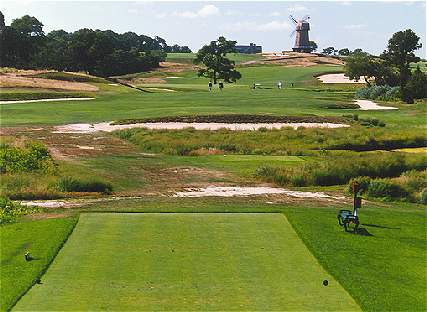National Golf Links of America - a must see for students of design.