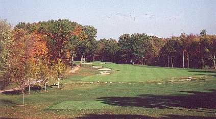 The sixteenth at Notre Dame.