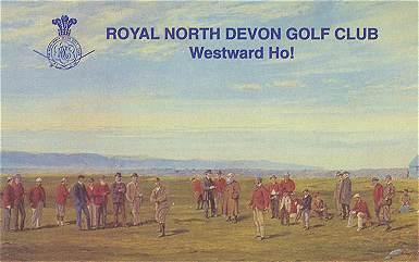 Few clubs enjoy as rich a history - or as good a course - as Westward Ho!