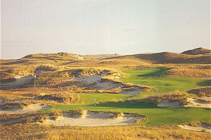 Sand Hills is one of the few truly great projects to emerge in the past fifteen years.