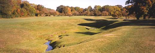 Raynors Shoreacres in the Midwest is a most rewarding course to study.