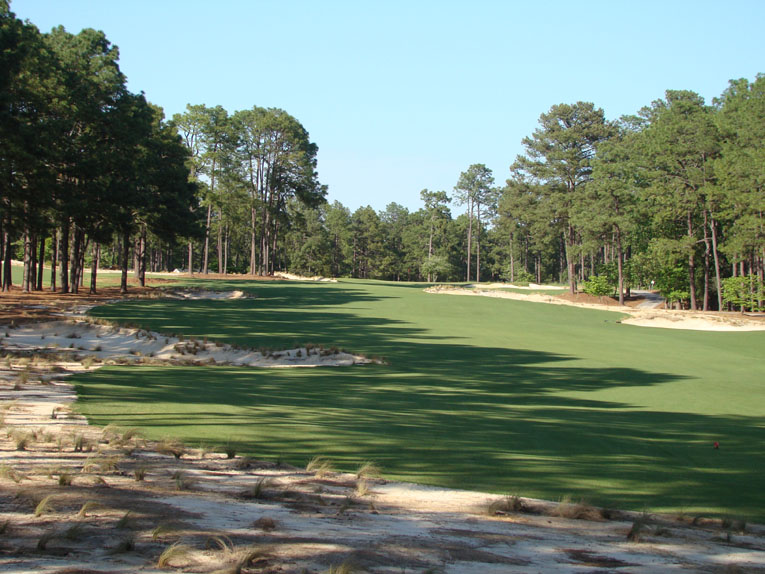It may take several rounds but golfers eventually come to appreciate the playing attributes of the seventh hole.