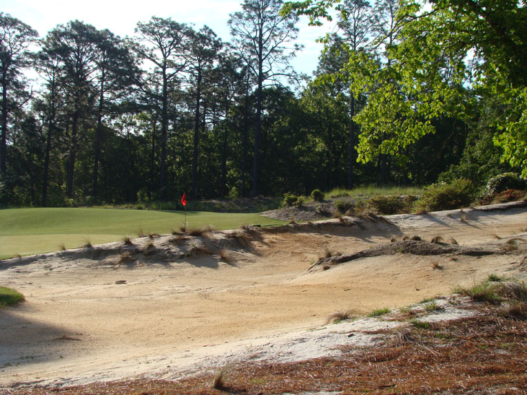 Mid Pines's resurgence means that the Pine Needles-Mid Pines Resort now offers quite the one-two punch. For those that like their golf on well manicured surfaces, there is Pine Needles. For those that find great beauty in the native state of the sand hills of North Carolina, there is Mid Pines. best yet, the resort guest is free to rotate between the two!