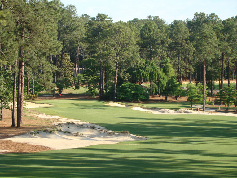 Mid Pines recent restoration makes it one of Donald Ross's most compelling designs. Best yet, the public can enjoy it too.