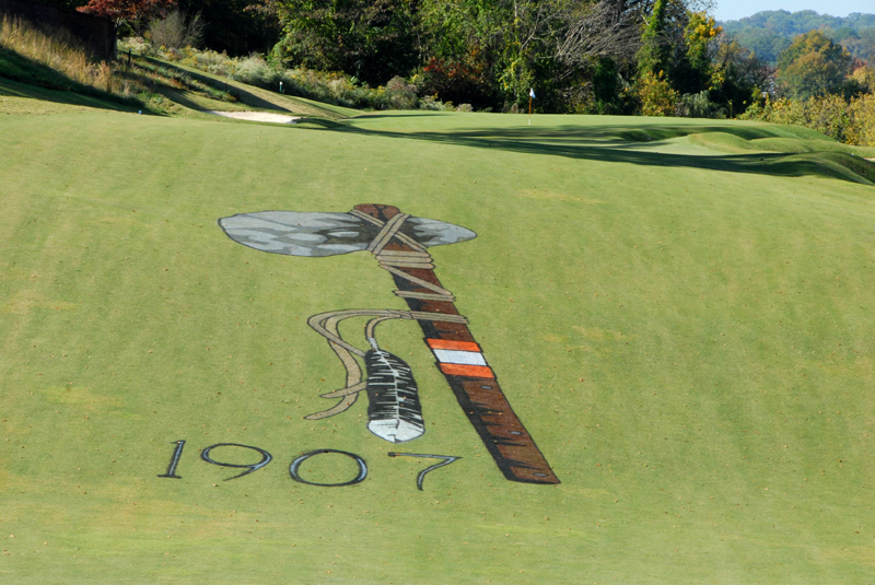 The golf course is a Donald Ross design completely restored ...
