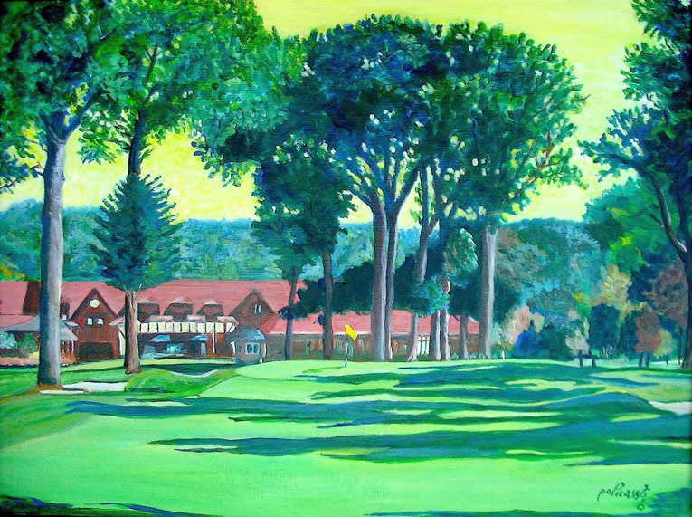 Essex Golf Club, in Windsor, Ontario
