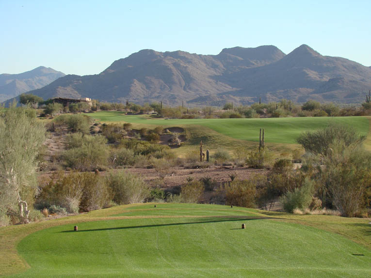 The playing angles on the Saguaro Course are excellent. Play boldly over …