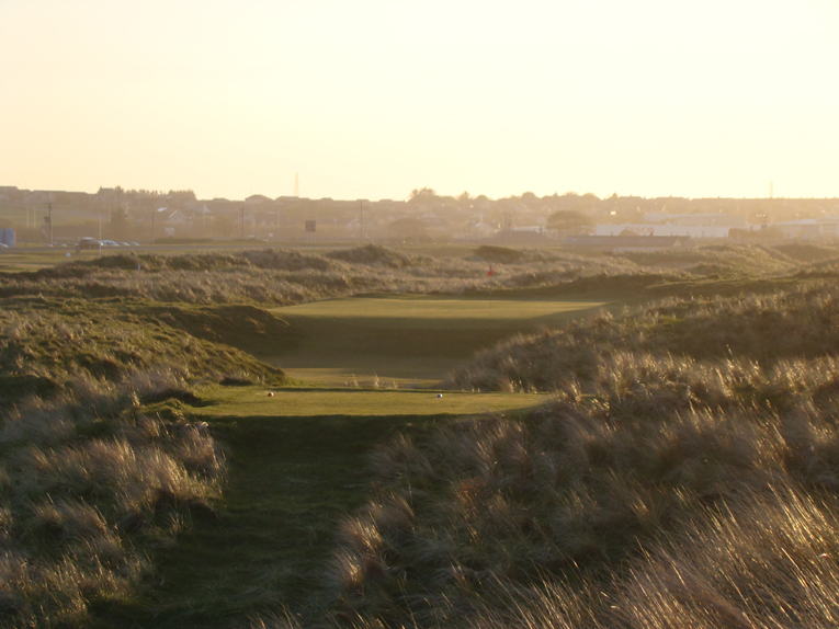 Like the course itself, the penultimate hole at Fraserburgh deserves to be better recognized.