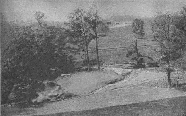 Cobbs Creek 12th (Sadly since reconfigured)
