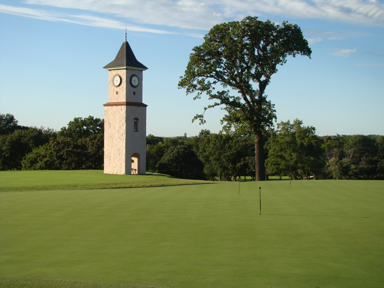 In addition to everything else, Southern Hills possesses first rate practice areas.
