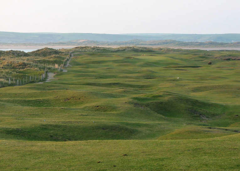 Sandy courses like Westward Ho! show that a little natural imperfection doesn't diminish a great golf experience.