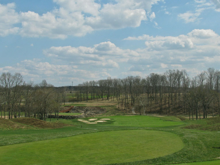 The thirteenth is an excellent finesse hole on a course that favors brute power