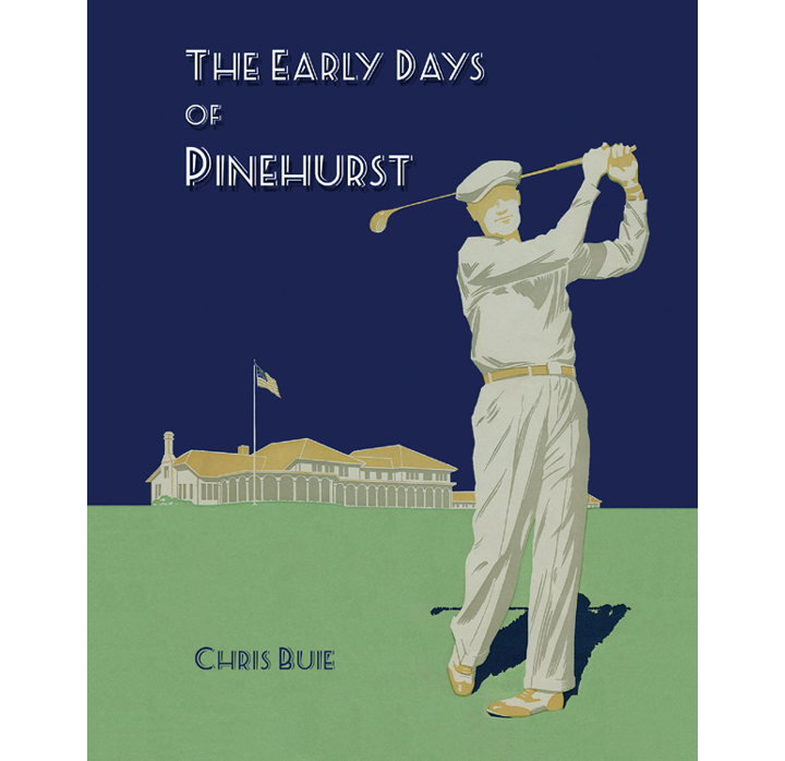 The cover is a modified version of the 1936 PGA Championship program. Thanks to the PGA of America for allowing its usage.